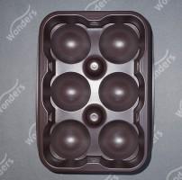 초콜릿 용기